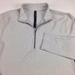 Lululemon Surge Warm 1/2 zip Pullover Size L